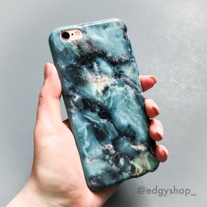 Marble Soft iPhone Case